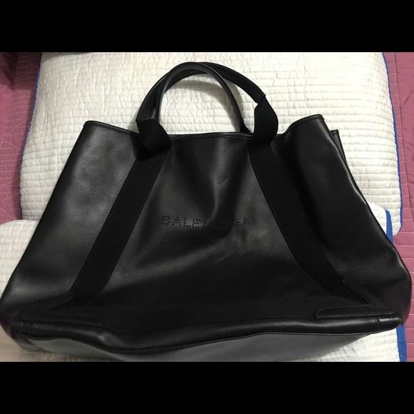 dba3eb23a63 Balenciaga Bags | Navy Cabas Tote | Poshmark
